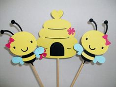 Bumble Bee Centerpiece