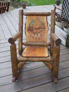 schommelstoel.