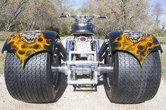 FRANKENSTEIN TRIKES Complete Trike Kits for Harley-Davidson ...