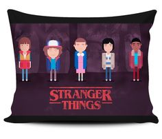 Almofada Decorativa Stranger Things