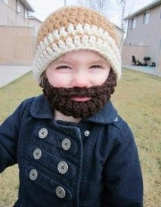 What Your Kids Feel About Divorce. I'm not sure what the beard hat has to do with this, but the information is really helpful. As a child of divorce-I wish my parents had these guidelines when I needed them.