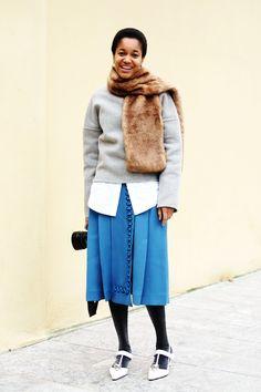 2016-17年秋冬ミラノコレクション会場スナップ Part1。|ファッション(流行・モード)|VOGUE JAPAN