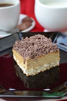 Few Delicious Coffee Recipes for You – Drinks Paradise No Cook Desserts, Mini Desserts, Dessert Recipes, Romanian Desserts, Romanian Food, Helathy Food, Recipe For 4, Sweet Cakes, Coffee Recipes
