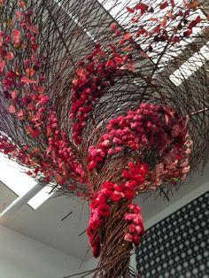 Bouquet to Art 2014 design by Natasha Lisitsa, Daniel Schultz and Carla Parkinson;  Francoise Weeks