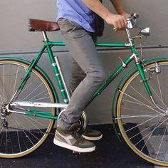Bike & Diadora