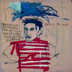 Picasso by Basquiat