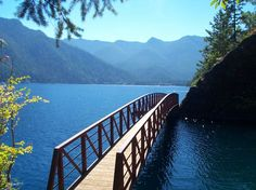 Spruce Railroad Trail Crescent Lake Olympic National Park - Google Search