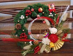 クリスマス~お正月まで飾れる!2wayリースを作っちゃおう - Locari(ロカリ)