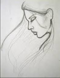 Image Result For Side On Face Reference Sketch Drawings In