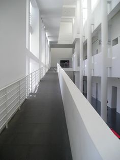 MACBA. Interior Design. Richard Meyer.
