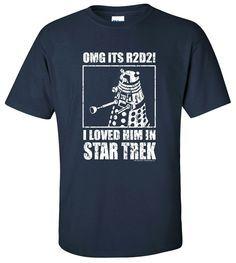 Eindeutig das T-Shirt des Tages : Trollt jeden SciFi Fan