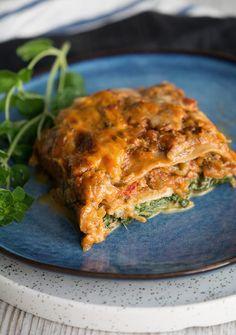 vegetarlasagne Veggie Recipes, Vegetarian Recipes, Healthy Recipes, Food Catalog, Fresh Eats, Veggie Lasagna, Recipes From Heaven, Moussaka, Tex Mex