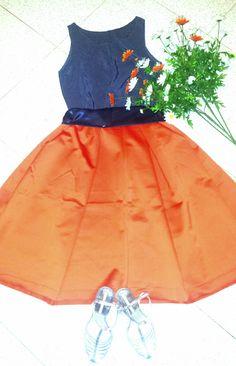 Orange is the new black 😜