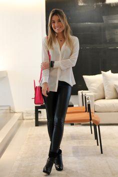 Blogs de Moda - Las Mimas: Look! #Celineneon - moda it