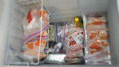 With minimal care and periodic cleanings, your chest freezer can last many years. Here are five cleaning tips you can use to make this task easier. Chest Freezer, Clean House, Cleaning Hacks, Health And Beauty, Easy, Frozen, Freezers, Food, Minimal