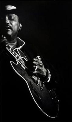 Otis Rush, New York, NY 1987