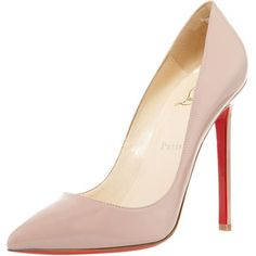 Louboutin...sensible...probably not...beautiful...yes.