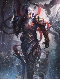 Talon League Of Legends Fan Art