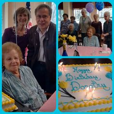 On Tuesday, April 18 Juniper Village at Forest Hills resident, Dorothy Placone celebrated her 100 th Birthday with a huge 100 piece Birth...