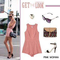 Get the streetstyle look! Shop online at www.pinkwoman-fashion.com or visit one of our Stores!