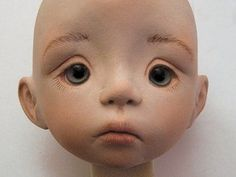 Linda Macario BJD Face-sculpting Tutorial
