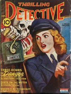 Thrilling Detective January 1945