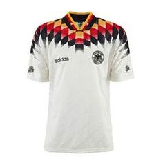 3fca88ccd 1994 West Germany Retro Home Jersey - IN STOCK NOW - TNT Soccer Shop  Classic Football