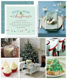 christmas party ideas | Christmas Party Inspiration | Christmas ideas