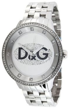 D&G Dolce & Gabbana Men's DW0131 Prime Time Watch D&G Dolce & Gabbana. $141.59. Water-resistant to 99 feet (30 M). Silver dial. Japanese-Quartz movement. Stainless steel case and bracelet. Scratch mineral resistant