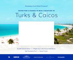 PLEASE CLICK HERE:  http://www.popsugar.com/celebrity/Trip-Turks-Caicos-41826634?utm_campaign=share&utm_medium=d&utm_source=popsugar
