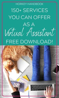 Do you want to start a virtual assistant biz, but you're not sure what services to offer? Check out this FREE list of VA services and get started TODAY! Start A Business From Home, Work From Home Jobs, Starting A Business, Career Development, Professional Development, Make Money Online, How To Make Money, Job Hunting Tips, Multiple Streams Of Income