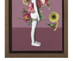 Gravura Digital Metamorfose Rosa - 25x35cm | Westwing - Casa & Decoração