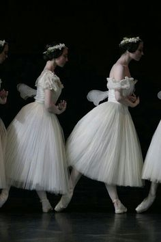 Les Sylphides. My favorite Ballet.