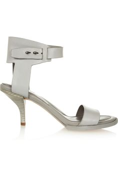 Alexander WangInna leather sandals