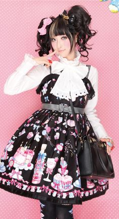 ♥ ロリータ, Sweet Lolita, Lolita, Loli, Pastel, Decora,Victorian, Rococo ♥