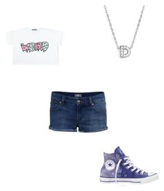 """#356"" by aureeliet on Polyvore featuring IDA, Nadri and Converse"