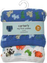 Carter's Boys 2-7 2Pk -Training Pants