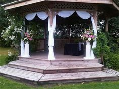 Absolute Events and Rentals - Portfolio Ceremony Decorations, Events