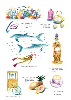 Lux Magazine - About Today - Illustration by Lizzy Stewart