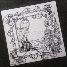 Image result for zentangle dingbatz