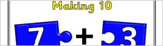 KS1 number bonds to 10 activities, games, visual aids, posters - Operations and calculations - SparkleBox