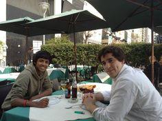 Job 7 : Découverte des métiers de l'hôtellerie au Sheraton de Buenos Aires - Tolotra en Argentine : l'occasion de revoir son ami argentin Tito #Waytowork #adecco2013 http://adecco.fr