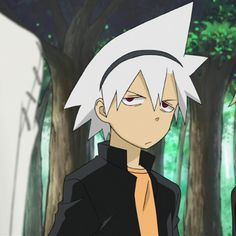 Soul eater evans, the only guy in the world who can pull off a headband:)