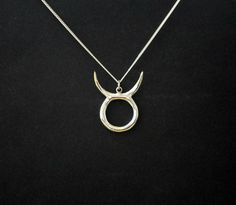 zodiac jewelry taurus jewelry horoscope sign by jewelsculpts