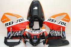 Carenado de ABS de Honda VTR1000 RC51 2000-2006 - Repsol