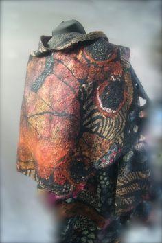 Schmetterlings-Schal /Skirt/ Tunika ein von sugarplumoriginals
