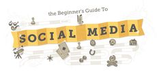 The Beginner's Guide To Social Media Pinned by www.goodinklings.com Gads and Oodles of Good  Advice, Tips & Tricks to Succeed as a Creative Person