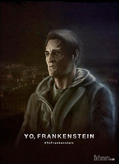 """Portraying the pre-release of """"I,Frankenstein"""" on Behance"""