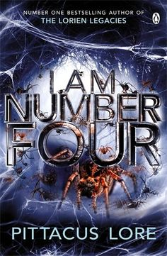 I Am Number Four (Lorien Legacies #1), Pittacus Lore