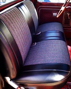 "The ""Murphy"" Chevy GMC 1967-1972 Custom truck bench upholstery 1967 1968 1969 1970 1971 1972 classic"